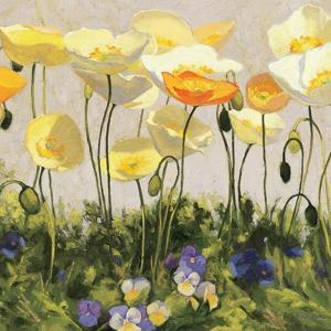 Poppies and Pansies II