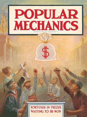 Popular Mechanics, April 1913