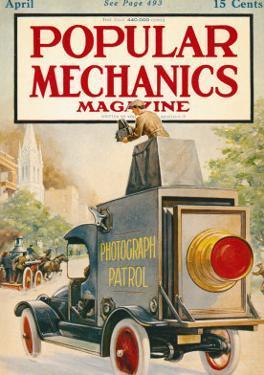 Popular Mechanics, April 1916