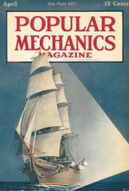 Popular Mechanics, April 1917