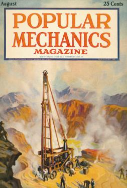 Popular Mechanics, August 1922