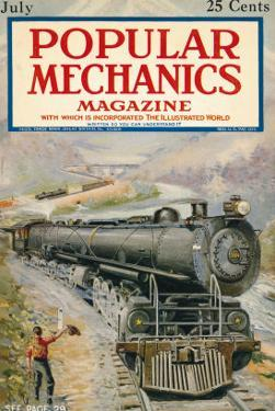 Popular Mechanics, July 1923