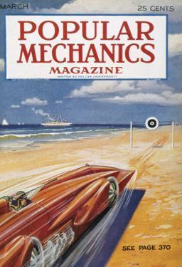 Popular Mechanics, March