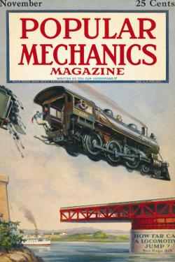Popular Mechanics, November 1922