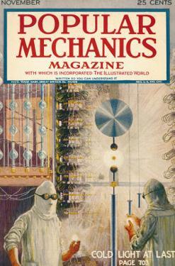 Popular Mechanics, November 1923