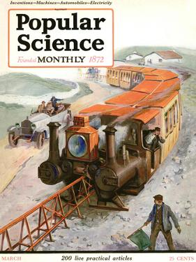 Popular Science Magazine Covers by Popular Science
