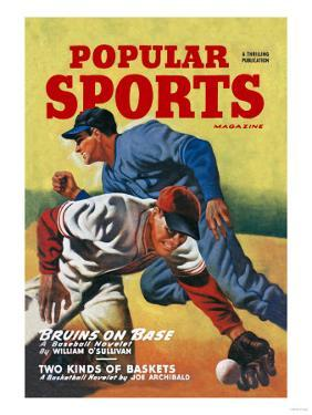 Popular Sports: Bruins on Base