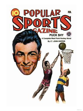 Popular Sports Magazine: Going for the Hoop