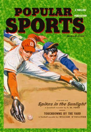 Popular Sports: Spikes in the Sunlight