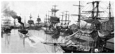Port Adelaide, 1886