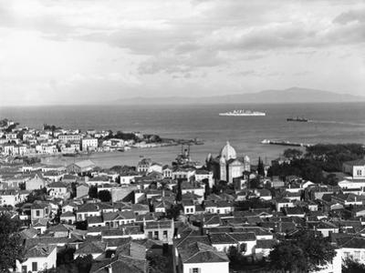 Port of Mitylene