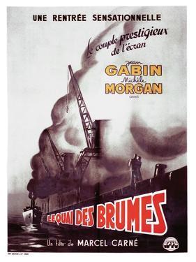 Port of Shadows, 1938 (Le Quai Des Brumes)