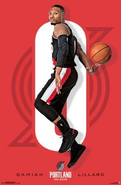 Portland Trail Blazers - Damian Lillard
