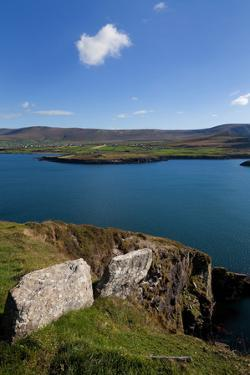 Portmagee and Surrounds, from Valencia Island, the Ring of Kerry, County Kerry, Ireland