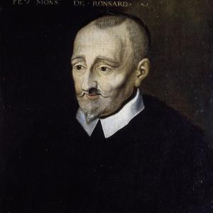 Portrait de Ronsard