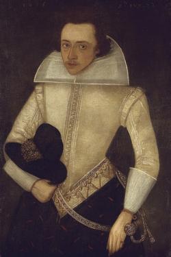 Portrait of a Gentleman, Aged 22, 1616