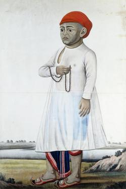 Portrait of a Notable, C.1780-1790