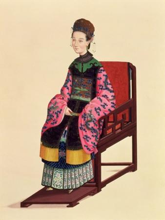 Portrait of a Tartar Woman