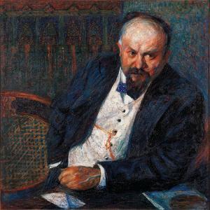 Portrait of Achille Tian, 1907