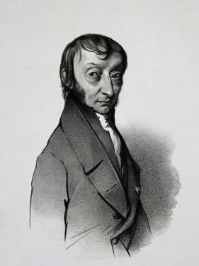 Portrait of Amedeo Carlo Avogadro