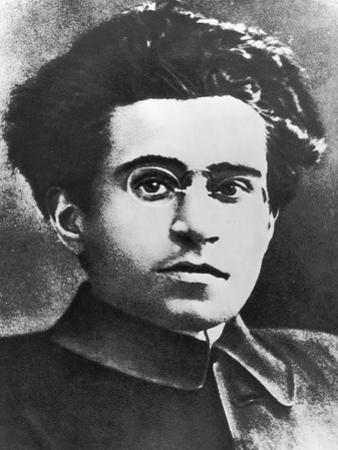 Portrait of Antonio Gramsci