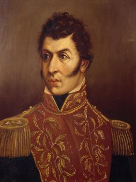 Portrait of Antonio Narino