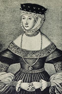 Portrait of Barbara Radziwillowna