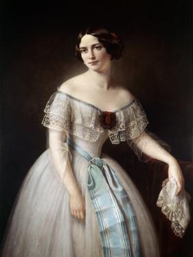 Portrait of Fanny Cerrito