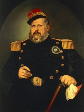 Portrait of Ferdinand II of the Two Sicilies