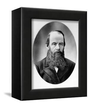 Portrait of Fyodor Mikhailovich Dostoyevsky (1821-81)