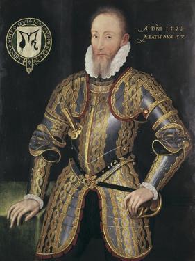 Portrait of Henry Hastings Kg, 3rd Earl of Huntingdon, 1588