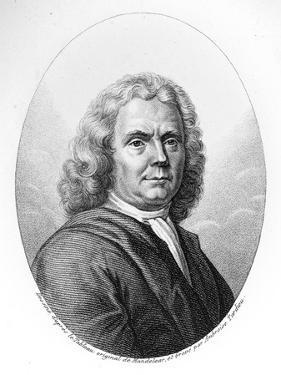 Portrait of Herman Boerhaave