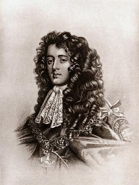 Portrait of James, Duke of Monmouth