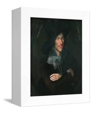 Portrait of John Donne, circa 1595