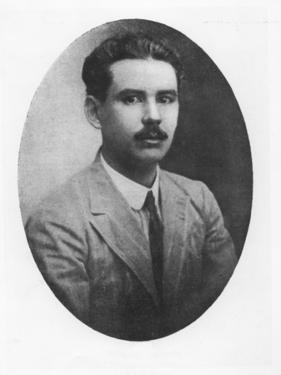 Portrait of Lino Arguello
