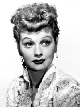 Portrait of Lucille Ball