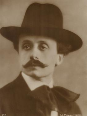Portrait of Marcel Samuel-Rousseau