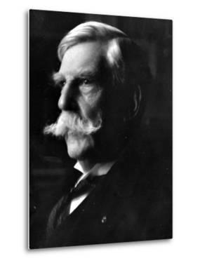 Portrait of Oliver Wendell Holmes, American Jurist and Associate Justice of the U.S. Supreme Court