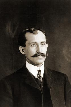 Portrait of Orville Wright. 1909