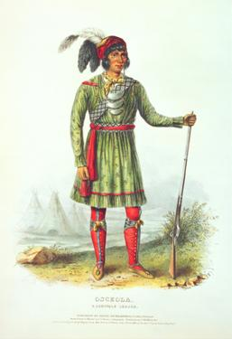 Portrait of Osceola
