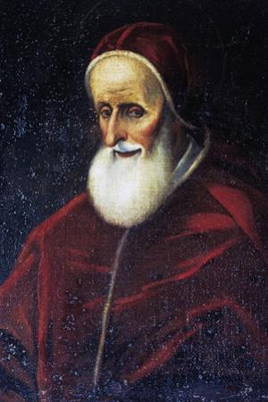 Portrait of Pope Pius V