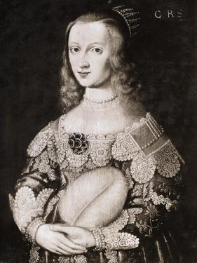Portrait of Queen Christina of Sweden