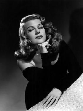 Portrait of Rita Hayworth, c.1948