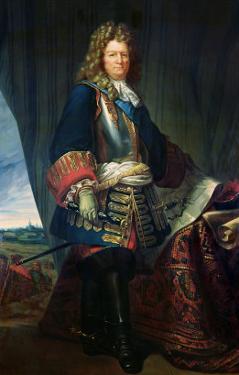 Portrait of Sebastien Le Prestre de Vauban