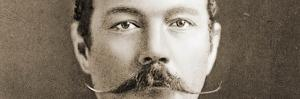 Portrait of Sir Arthur Conan Doyle
