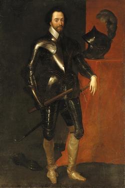 Portrait of Sir Charles Harbord