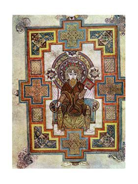 Portrait of St John, 800 Ad