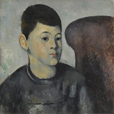 Portrait of the artist's son, 1881-1882