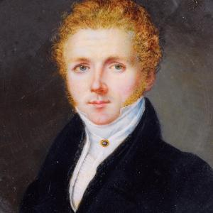 Portrait of the Composer Vincenzo Bellini (1801-183), C. 1830