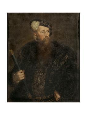 Portrait of the King Gustav I of Sweden (1496-1560), c.1768